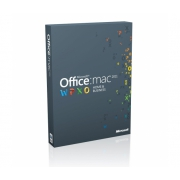 Microsoft Office 2011 Home and Business MAC BOX Polski