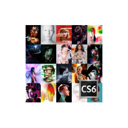 Adobe Creative Suite Master Collection CS6 WINDOWS/MAC